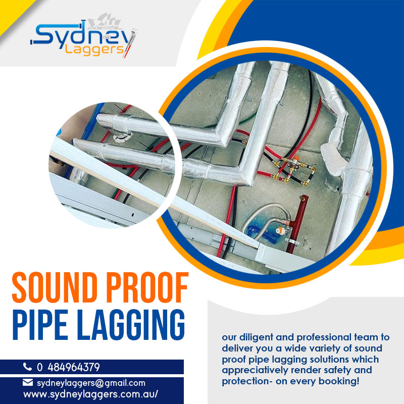 Looking For The Right Sound-Proof Pipe Lagging Solution…? ACOUSTIC LAGGING Is The Answer